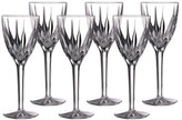 Royal Doulton Flame Wines Set of 6