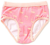 Copper Key Adventure Wear by Little Girls 2T-5 Bunny Hipster Panties