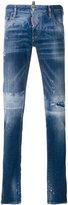 DSQUARED2 classic Kenny twist jeans - men - Cotton/Polyester/Spandex/Elastane - 46