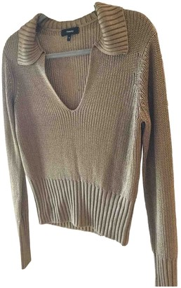 Theory Gold Knitwear for Women