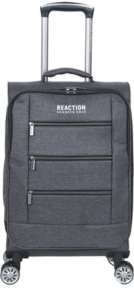"Kenneth Cole Lowery 20"" Expandable 8-Wheel Spinner Carry-On Luggage"