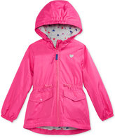 Osh Kosh Hooded Anorak Jacket, Toddler & Little Girls (2T-6X)
