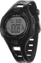 Soleus Women's SR019-001 Dash Small Digital Display Quartz Black Watch