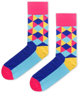Look Mate London Candy & Candy Socks By David D.