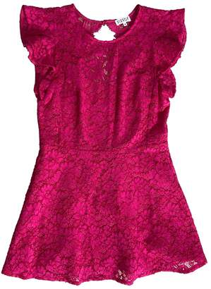 Claudie Pierlot Pink Lace Dress for Women