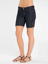 Low Rise Cut-Off Shorts