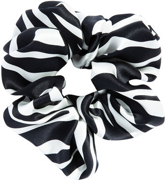 L. Erickson Silk Charmeuse Oversized Scrunchie