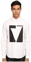 McQ by Alexander McQueen Sheehan Long Sleeve Button Up