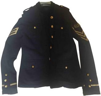 Polo Ralph Lauren Blue Cotton Jackets