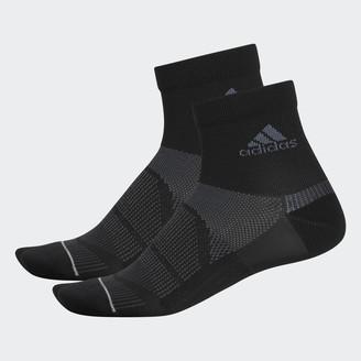 adidas Superlite Prime Mesh III Quarter Socks 2 Pairs
