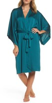 Natori Women's Feathers Satin Wrap
