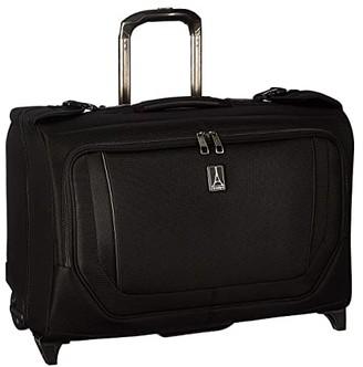 Travelpro 22 Crew Versapack Carry-On Rolling Garment Bag (Jet Black) Luggage