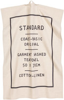 H&M Tea Towel with Printed Text
