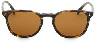 Oliver Peoples Finley Esquire 51MM Round Sunglasses