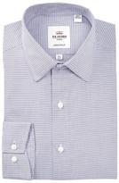 Ben Sherman Woven Bar Slim Fit Dress Shirt