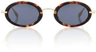 Christian Dior DiorHypnotic2 oval sunglasses