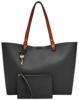 Fossil Rachel Leather Tote Bag