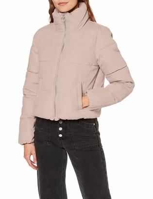 Only Women's Onldina Short Quilted Puffer Cc OTW Jacket