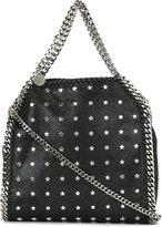 Stella McCartney star embellished shoulder bag - women - Polyester - One Size