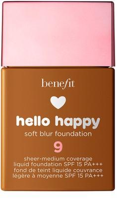 Benefit Cosmetics Hello Happy Soft Blur Foundation SPF15 30ml - Colour Shade 09