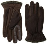 Isotoner Men's Smartouch Thermaflex Glove