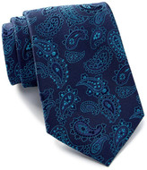 Tommy Hilfiger Silk Paisley Tie
