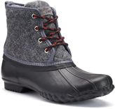 Western Chief Women's Quilted Water Resistant Duck Rain Boots