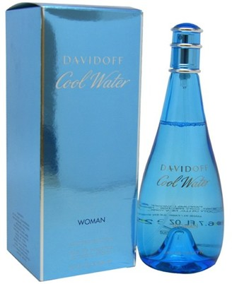 Davidoff Cool Water By For Women Edt Spray 6.7 Oz 200 ml