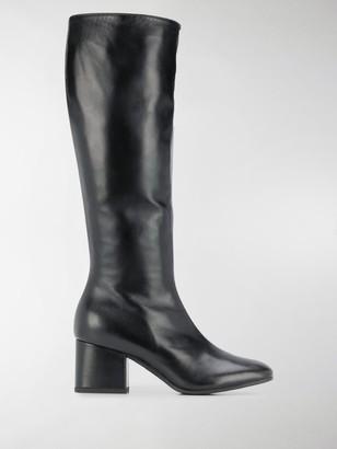 Marni Knee-Length Block-Heel 75mm Boots