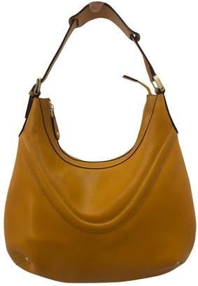 Gucci Hobo Camel Leather Handbags