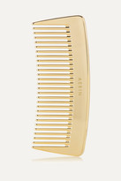 Aerin Beauty - Travel Gold-tone Comb - one size