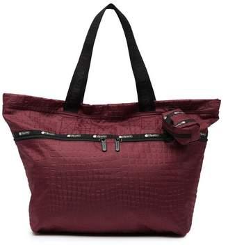 Le Sport Sac Carlin Zip Top Tote Bag
