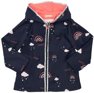 Billieblush Magic Raincoat W/ Hood