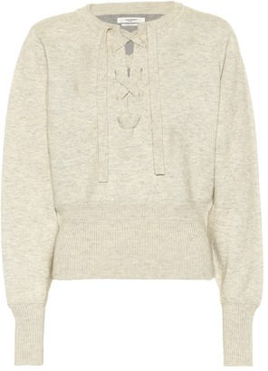 Etoile Isabel Marant Isabel Marant, étoile Lace-up sweater