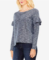 Vince Camuto Ruffled T-Shirt