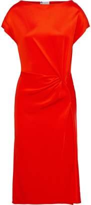 Lanvin Twisted Stretch-knit Dress