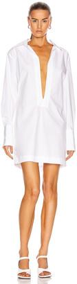 GAUGE81 Sparta Mini Dress in White | FWRD