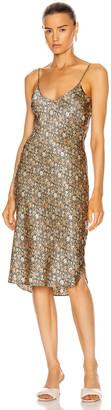 Nili Lotan Short Cami Dress in Multi Floral Print | FWRD