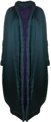 Gianfranco Ferré Pre-Owned 2000s Oversized Padded Coat