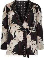 Marina Rinaldi Reversible Kimono