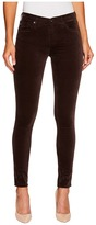 AG Adriano Goldschmied The Velvet Legging in Dark Oakwood Women's Casual Pants