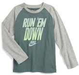 Nike Toddler Boy's Run 'Em Down T-Shirt