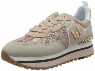 Liu Jo Women's Maxi Alexa-Running Low-Top Sneakers