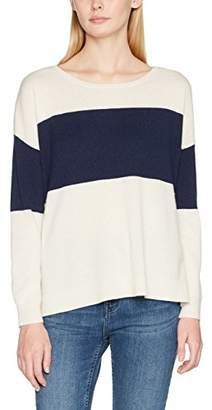 Great Plains Women's Colette Cashmere Stripe Jumper,10 (Size:)