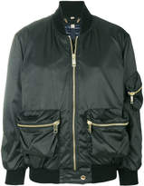 Burberry Showerproof bomber jacket