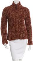 Dolce & Gabbana Wool Rib Knit Cardigan