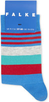 Falke Striped cotton socks