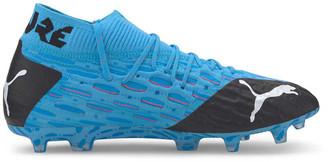 Puma Future 5.1 Netfit Football Boots Blue / Black US Mens 13 / Womens 14.5