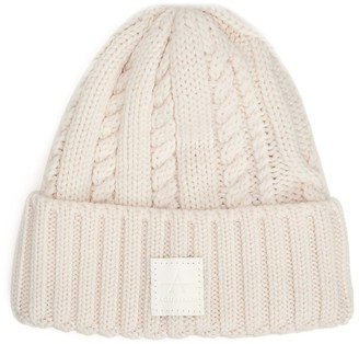 Aquatalia CABLE KNIT HAT