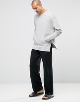 Lacoste Lounge Pants In Black Regular Fit